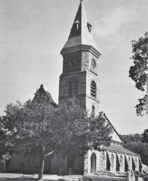 Photo: Society of the Congregational Church of Great Barrington, Massachusetts