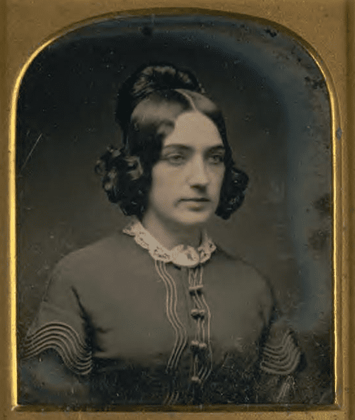 Photo: Mary Frances Sherwood, later Hopkins, later Searles