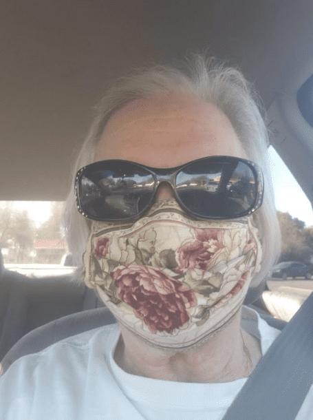 Photo: coronavirus mask