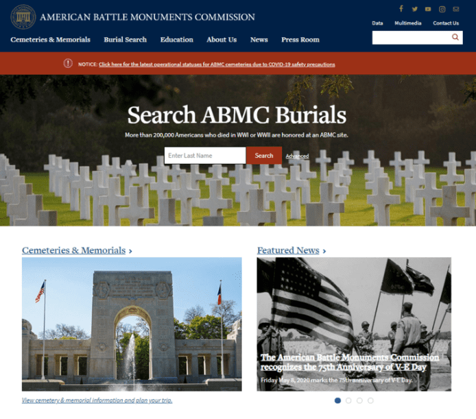 Photo: ABMC homepage