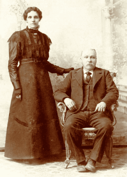 Photo: Mary Ann Smith McNeil and John C. McNeil