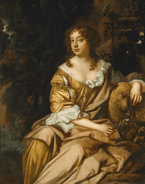 Illustration: Nell Gwyn, by Sir Peter Lely