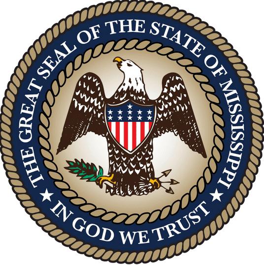 Illustration: Mississippi state seal