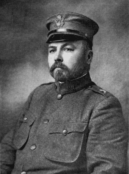 Photo: Major General Frederick Funston, 1906