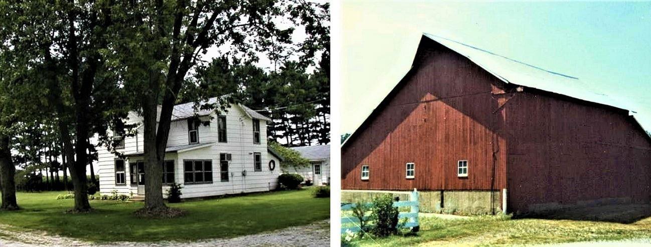 Montage: Needham House Farm