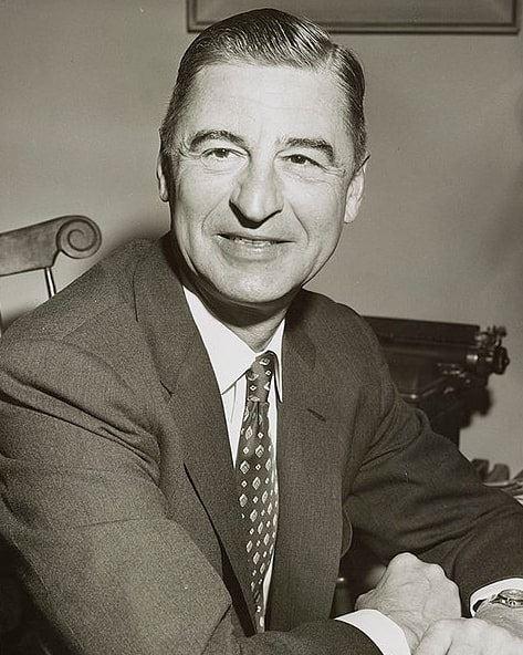 "Photo: Theodor Seuss Geisel (""Dr. Seuss""), World Telegram & Sun photo by Al Ravenna, 4 April 1957"