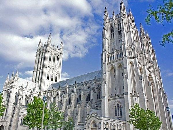 Photo: Washington National Cathedral, Washington, D.C. Credit: Siubo11A; Wikimedia Commons.