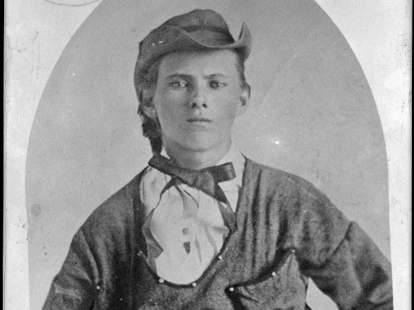 Photo: Jesse James. Credit: Library of Congress, Prints and Photographs Division.