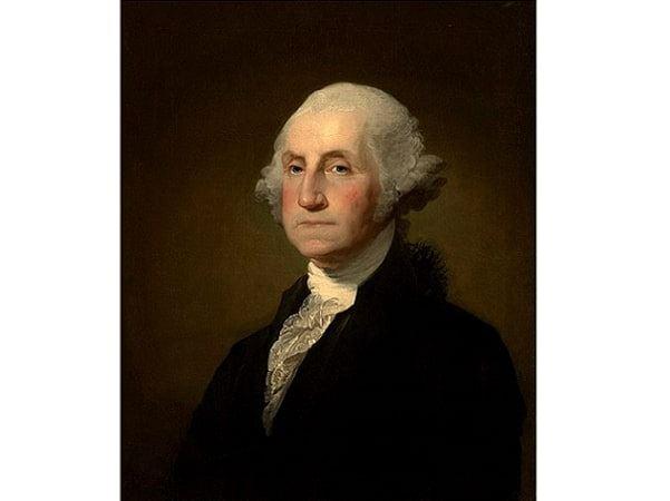 Illustration: George Washington by Gilbert Stuart, 1796. Credit: Wikimedia Commons.