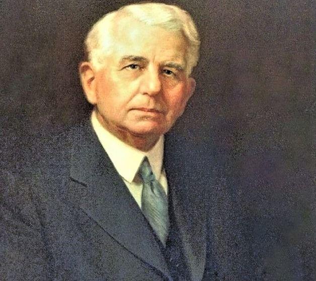 Photo: Colonel Carl Raymond Gray (1867-1939)
