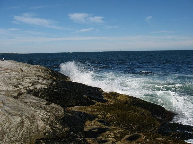 Photo: Beavertail State Park, Rhode Island