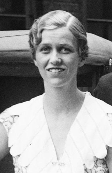 Photo: Anna Roosevelt, 1932