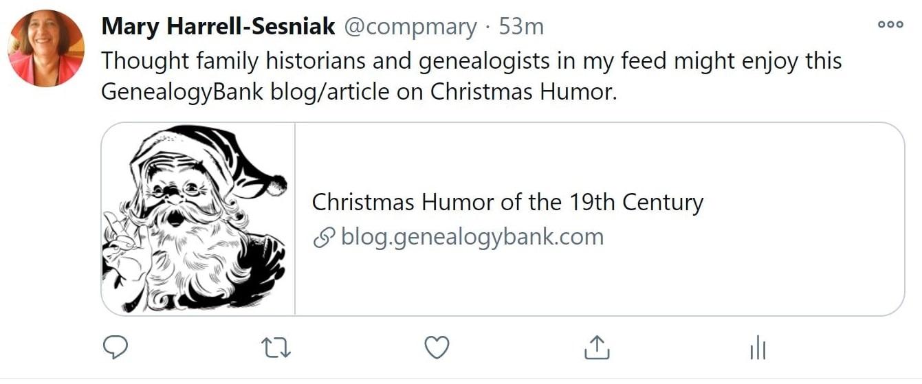 A screenshot of a Twitter feed