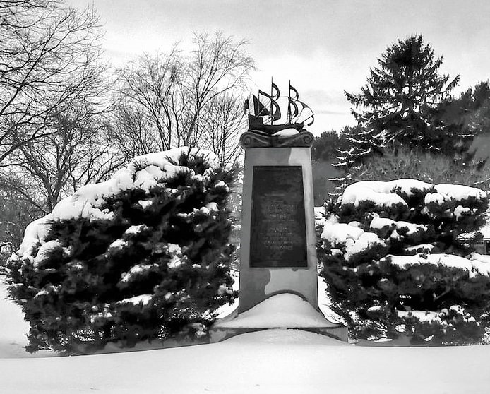 Photo: Founders' Monument, Newbury, Massachusetts