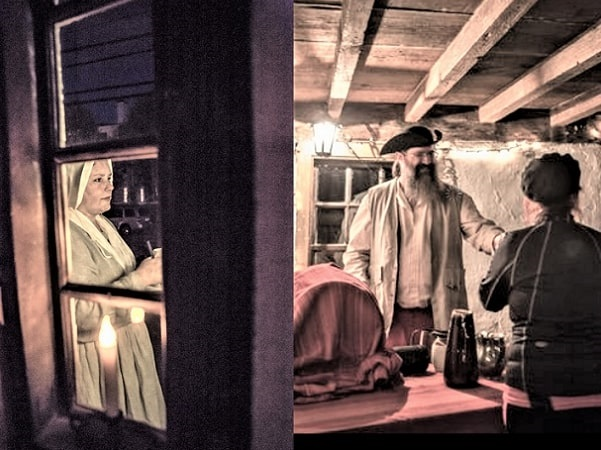 """Photo: """"Tales and Ales"""" from Historic New England."""