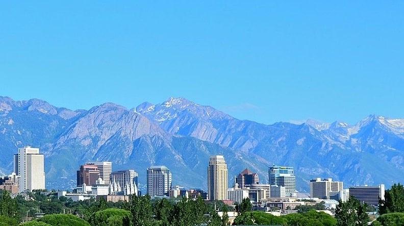 Photo: Salt Lake City, Utah