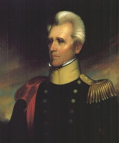 Illustration: General Andrew Jackson