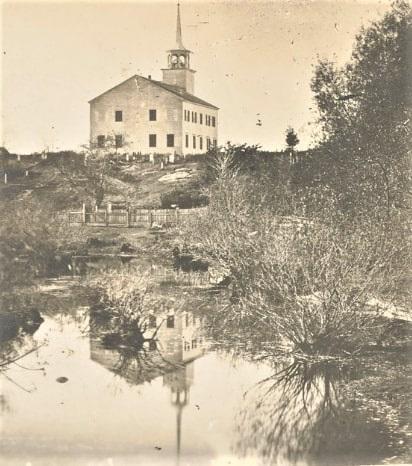 Photo: Meeting House Pond, Newburyport, Massachusetts