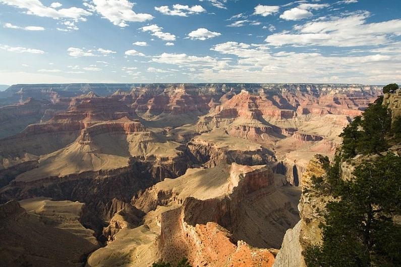 Photo: the Grand Canyon, Arizona