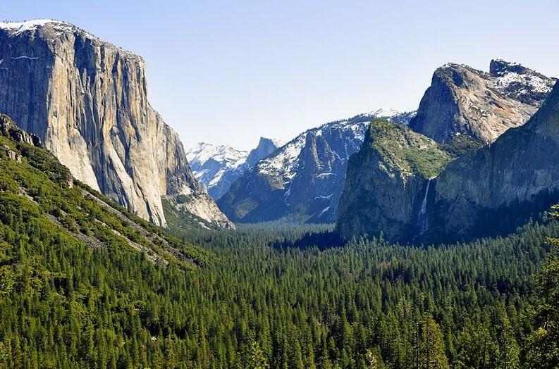 Photo: Yosemite National Park, California