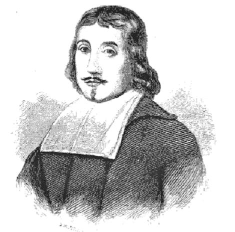 Illustration: Edward Rawson, first secretary of the Massachusetts Bay Colony