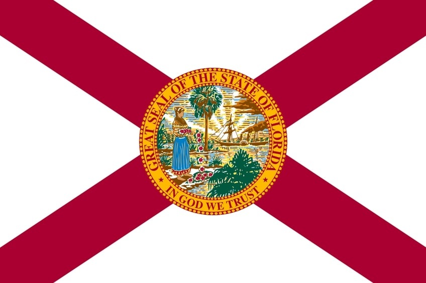 Illustration: Florida state flag
