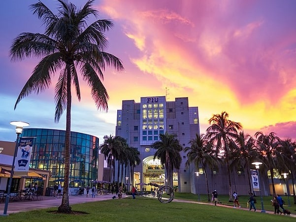 Photo: Florida International University, Miami. Credit: DaveBenRoberts; Wikimedia Commons.