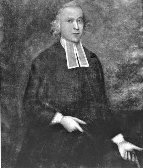 Illustration: Rev. Dudley Leavitt