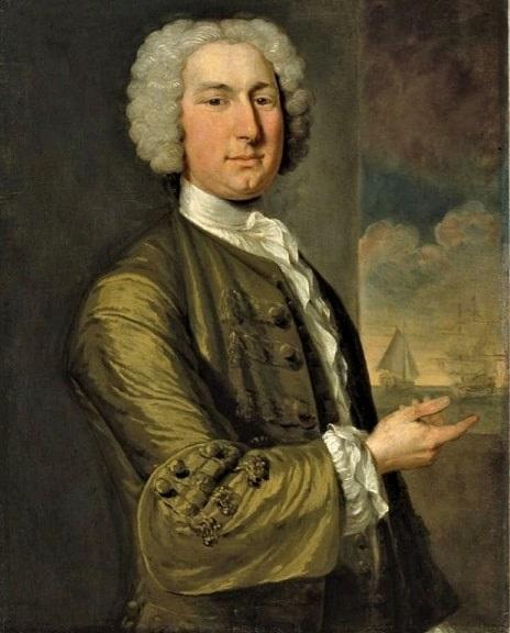 Illustration: John Turner III, son of John Turner II and Mary Kitchen, husband to Mary Osborne