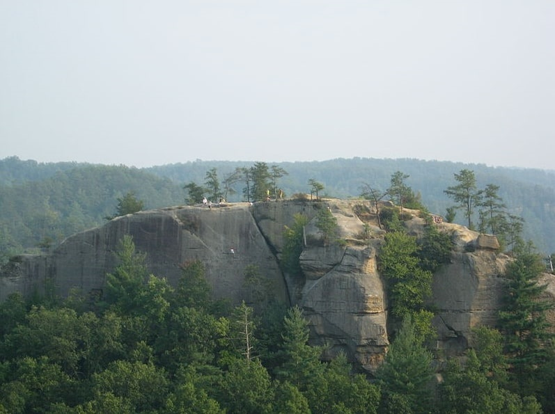 Photo: Red River Gorge, Kentucky