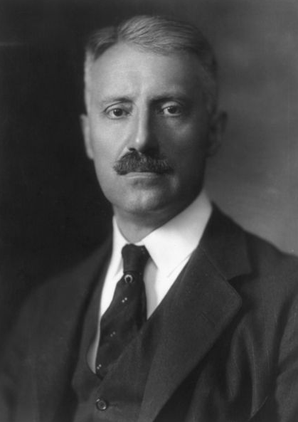 Photo: Bainbridge Colby, U.S. Secretary of State, 1920