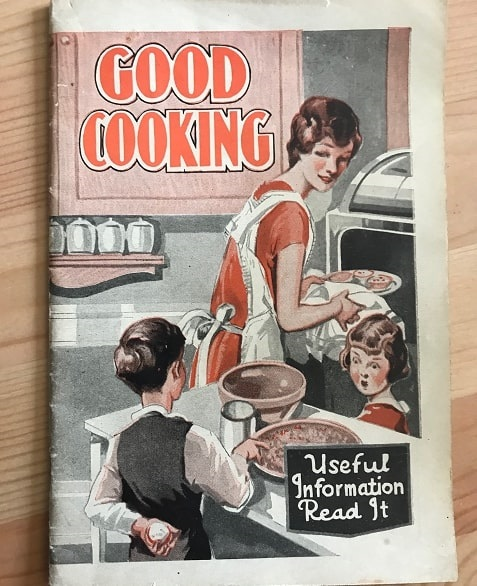 """Photo: cover of """"Good Cooking"""" by R. V. Pierce, M.D."""