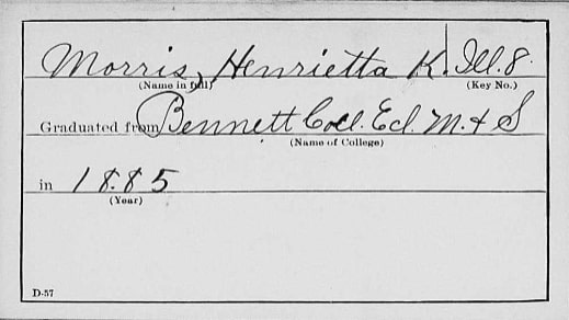 """Photo: """"United States Deceased Physician File (AMA), 1864-1968,"""" database with images, FamilySearch (https://familysearch.org/ark:/61903/3:1:3QSQ-G9QP-VC?cc=2061540&wc=M6YZ-LWL%3A353082201: 27 August 2019), Morell, Harry-Morrow, James S, image 1750 of 3036; American Medical Association, Chicago."""